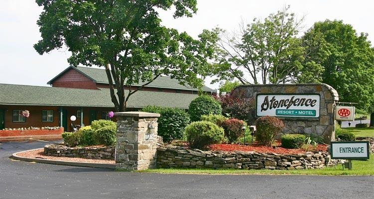 HostMotel: Stone Fence Motel, Ogdensburg,NY